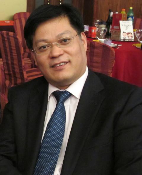 Zhu Yongguan