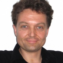 Martin Einfeldt, portrætfoto, farvekorrigeret