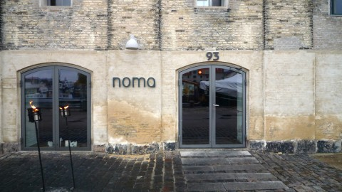 noma Restaurant in Copenhagen - Main Entrance