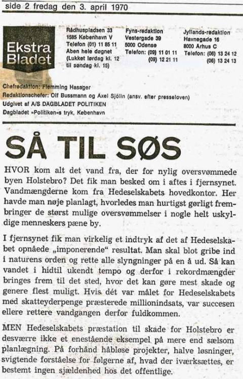 ekstrabladet 1970