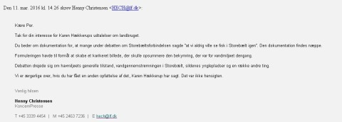 Hakkerup_svar